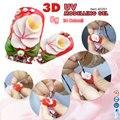 #40261 CANNI Nail Art Gel 3D Decoration Sculpture Gel 24 Color Modeling LED UV Nail Gel