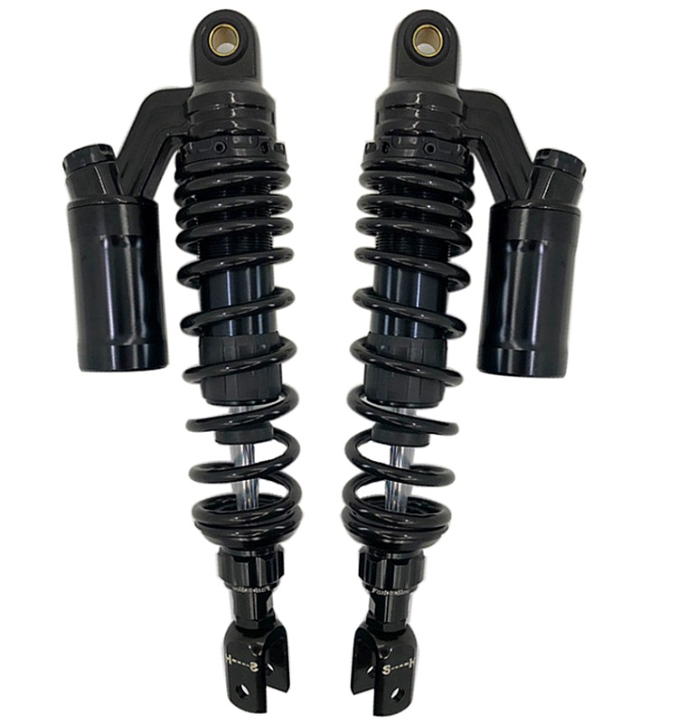 Universal 320mm 340mm 360mm Motorcycle Rear Shock Absorber For Yamaha PCX xmax 300 Honda Motor Bike Scooter ATV Quad