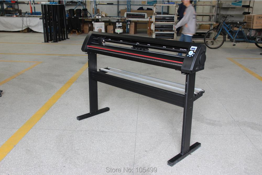 2017 LIYU TC series cutting plotter with good quality and high fluency