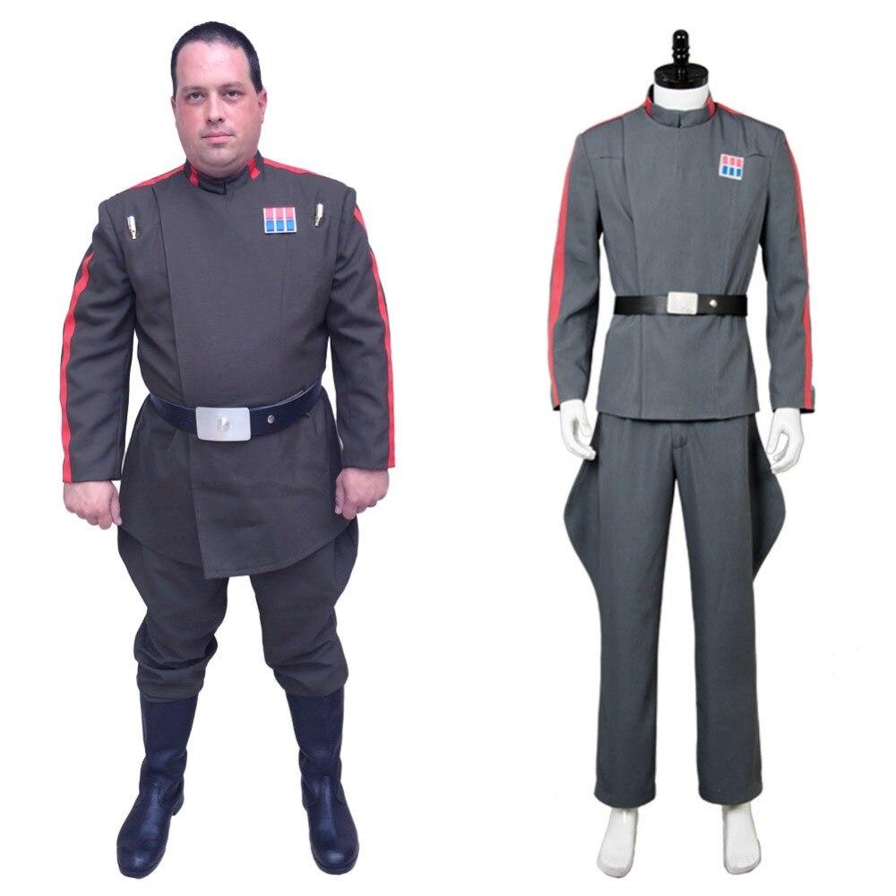 Star Wars Costume de Cosplay impérial 181st cravate combattant Costume de Cosplay aile pilote officier uniforme pour hommes adultes ensemble complet