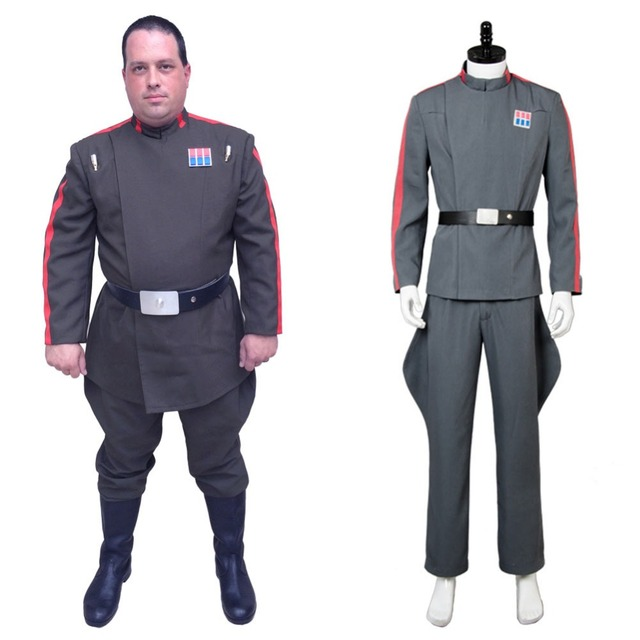 a4aed6ae72 Star Wars Imperial Costume Cosplay 181st Tie Fighter Cosplay Ala Pilota  Ufficiale Uniforme Per Gli Uomini
