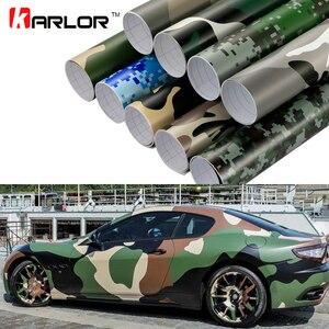 Película de vinilo de camuflaje, estilo de coche, grande, Digital, verde bosque, pegatinas DIY, accesorios para envolver automóviles, motocicletas y coches