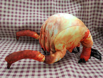 "New Half Life 2 Head Crab 6\"" Plush toy gift"