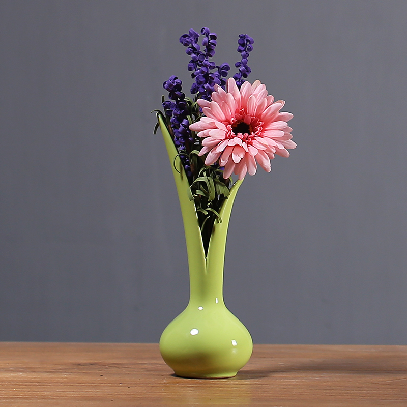 Simple Creative Floral Restaurant Office Desk Simulation Flower Set Ornament Home Decoration