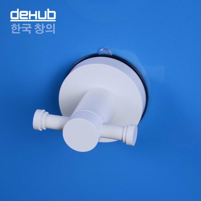 Kore DeHUB Vakum Emme Çanta Kanca Giysi Için Su Geçirmez Banyo - Evdeki Organizasyon ve Depolama - Fotoğraf 6