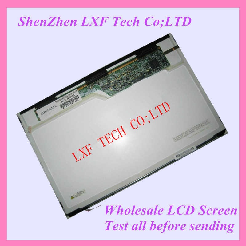 Free Shipping LQ133K1LA4A LTD133EX2X LTD133EX2Y LTD133EX2A 13.3 LCD Screen For SONY Laptops