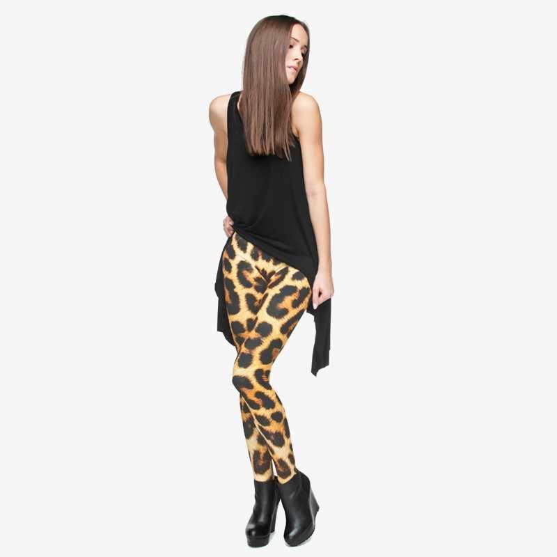 New 3d Cheetah Leopard Print Legging Punk Wanita Gadis Celana Kasual Celana Kebugaran Leggins Melar Legging Amerika Asli Dicetak Legging Girl Fitnessmacan Tutul Cetak Legging Aliexpress