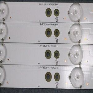 """Image 4 - ĐÈN LED mới Đèn Hậu 9 đèn MÀN HÌNH AOC LD40E01M T4002M 40 """"TV LED 40B800 LB F3528 GJ40409 H G TPT400LA J6PE1 LB PF3528 GJD2P5C404X9 B"""