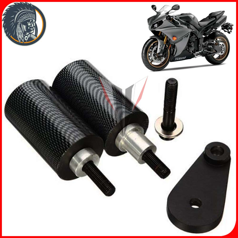 2016 Geen Cut Frame Sliders Kuip Crash Protector Voor Yamaha Yzf R6s 2006 07 08 2009 R6 03 04 05 Zacht En Antislippery