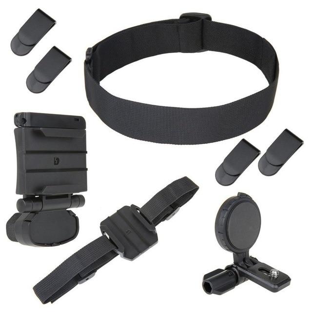 SETTO Cabeça Universal Kit de Montagem para a Câmera Ação Sony HDR BLT-UHM1 AS30V/AS100V/AS15 S50R AS300R X3000R HDR-AS300 HDR-AS200V
