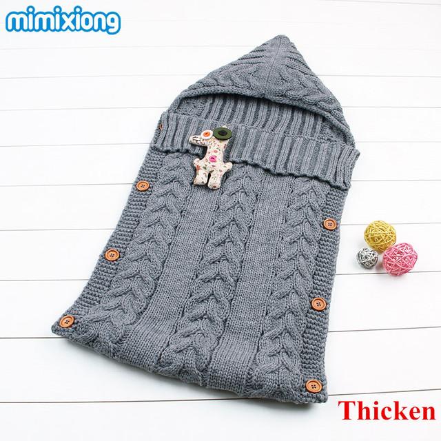 Knitted Sleep Sack