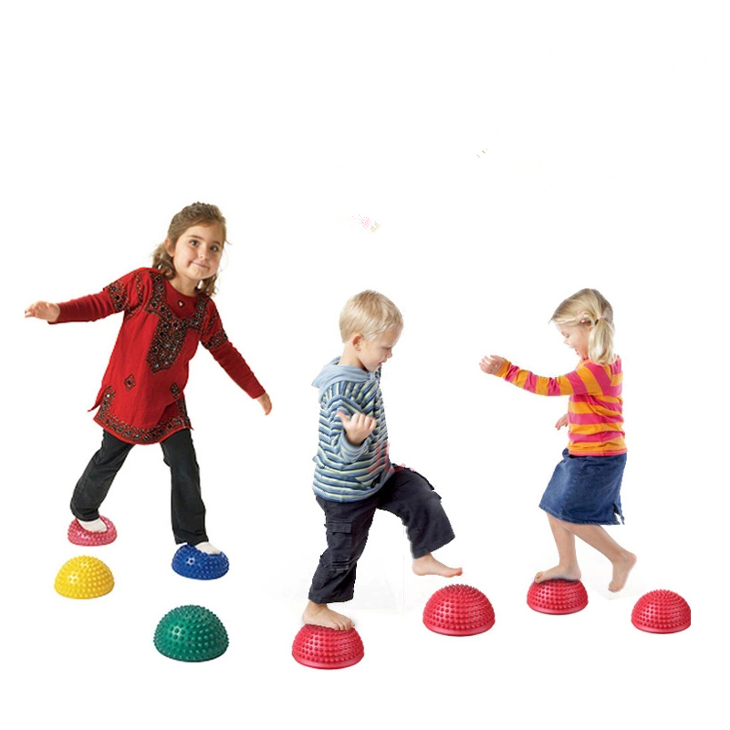 Toys For Exercise : Cm kids toys inflatable ball balance toy children