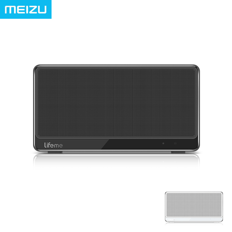 Meizu lifeme Wireless Subwoofer Speaker BTS30 Waves Maxx Bass TI TPA3130 Amplifier 2.0 Channel Bluetooth4.0 AUX Aluminum alloy indoor cctv surveillance mini onvif p2p full hd 1080p motion detection poe ip camera audio support for atm shops home security