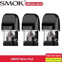 SMOK Novo Pod 2ml Capacity Electronic Cigarette Atomizer E Cigarette Vpaorizer Vape Fit for Novo Kit VS Infinix Fit Pod Electronic Cigarette Atomizers