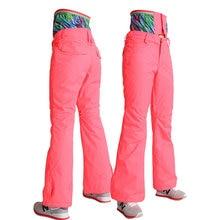 Women High Waist Ski font b Pants b font font b Snowboard b font font b