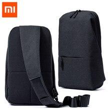 Xiaomi – sac à dos Mi en Polyester, 4l, pour loisirs urbains, sport, poitrine, pour hommes et femmes, petite taille, à bandoulière, unisexe, 100%