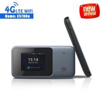 Unlocked Huawei E5788 E5788U 96A Cat16 VIVA LOGO Gigabit Pocket 4G 5G Mobile Router WiFi Hotspot Router