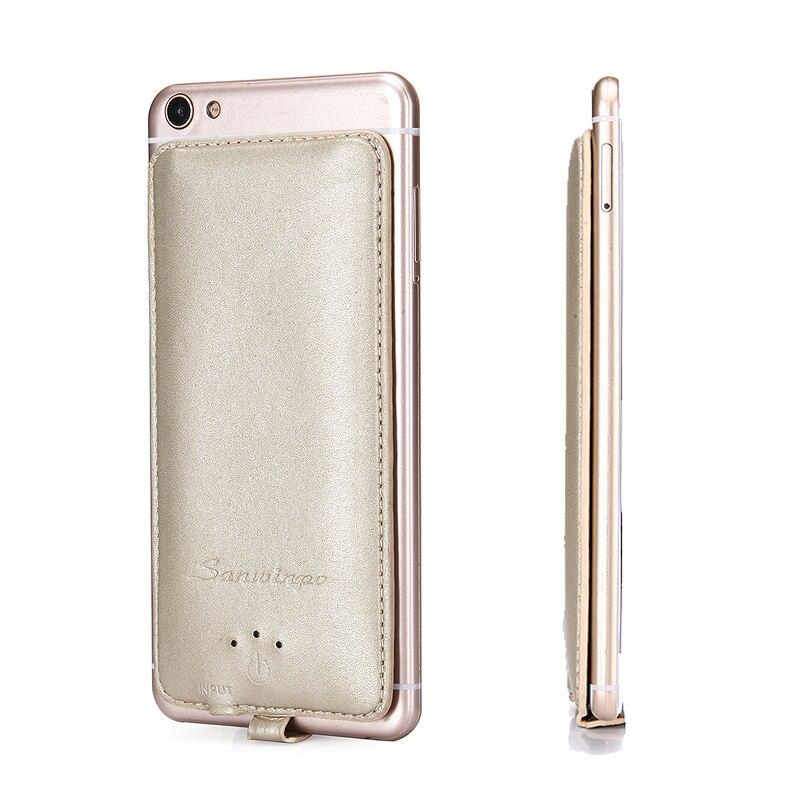 Ultra-mince Batterie Cas Chargeur pour HUAWEI Honor 9 8 7 6 5 4 3 4C Pro compagnon P 10 Plus Lite NOVA 2 Mobile téléphone banque D'alimentation de secours - 2