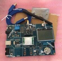 ZigBee kablosuz CC2530 geliştirme kurulu + 12864 LCD entegre devreler