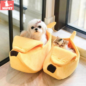 Lovely Banana Cat Bed
