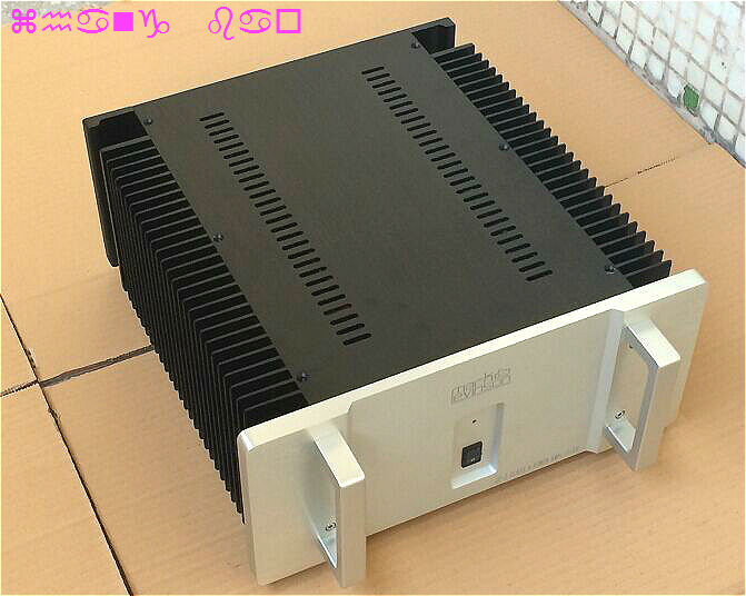 JC3 power amplifier replica World Famous Classic amps 25wx2 For MARK LEVINSON pure class A hifi audio amplifier replica mz28 7x175x114 3 d67 1 et60