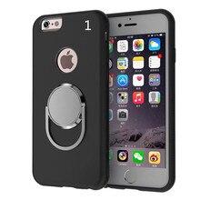 Ss чехол для iPhone 7 7 Plus держатель Магнитный Стенд всасывания Кронштейн Автомобильный телефон Стенд чехол для iPhone 6 плюс Жесткий корпус