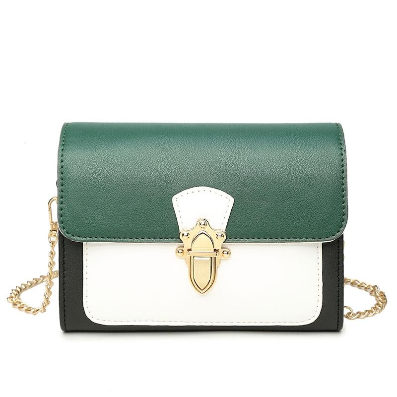 ea18ccf4e435 Fashion brand small women messenger bag high quality shoulder crossbody  bags female designer handbags women leather bag purse