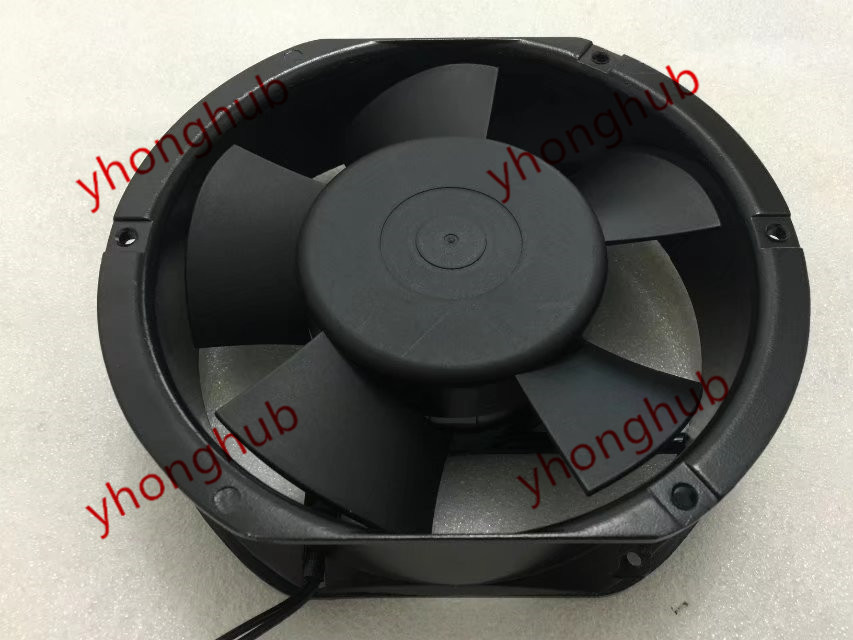 Free Shipping Emacro FULLTECH UF-15P23 H AC 230V 42/36W 50/60Hz 2-wire 179mm 172x150x51mm Server Cooling Round fan free shipping new uf 15pc23 bth ac 230v 29w 172x150x51 server round cooling fan