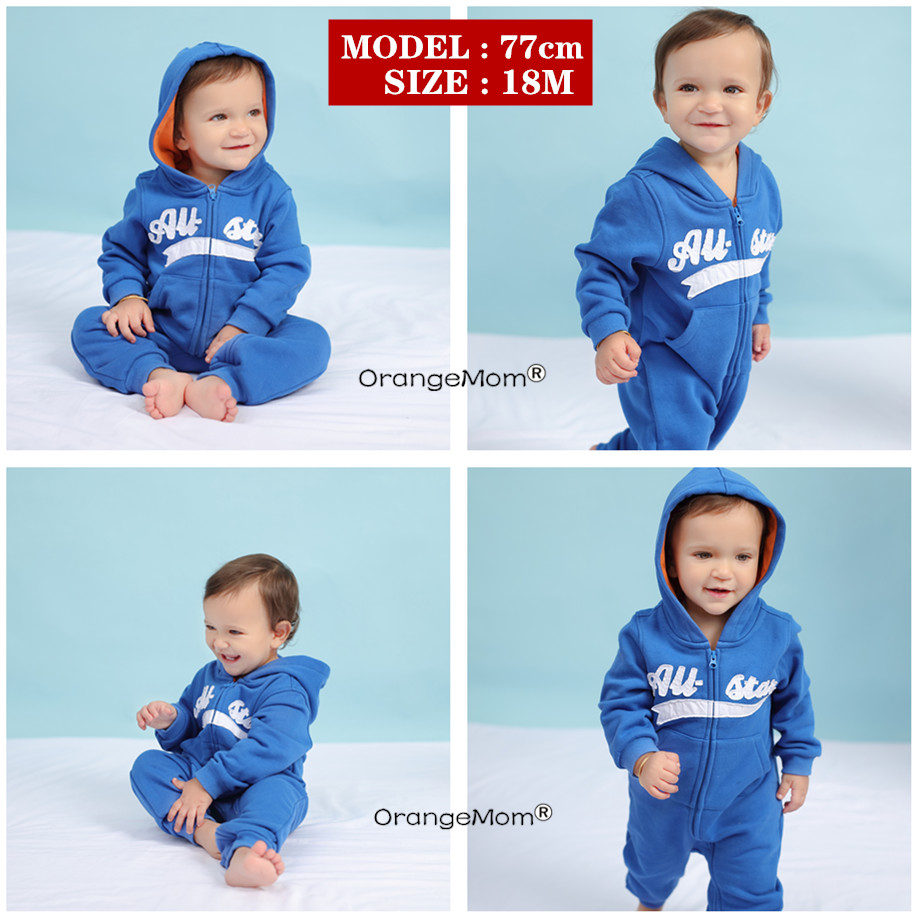 HTB1Gm3NOAzoK1RjSZFlq6yi4VXam 2019 spring Baby rompers Newborn Cotton tracksuit Clothing Baby Long Sleeve hoodies Infant Boys Girls jumpsuit baby clothes boy