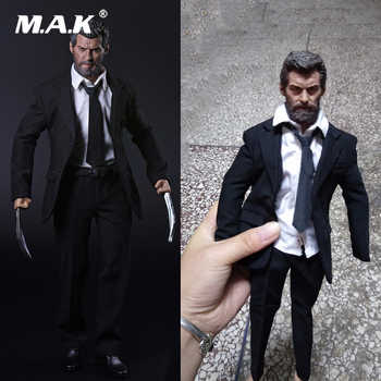 For Collection 1/6 Scale Full Set Set X-men Wolverine Logan Action Figure Head Body Clothes Accessory Model for Fans Gifts - DISCOUNT ITEM  27% OFF All Category