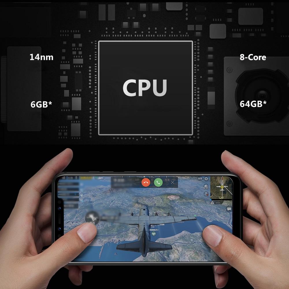 Lenovo S5 Pro Smartphone 20MP quad cameras 6.2inch Octa core 4G LTE Phones (6)