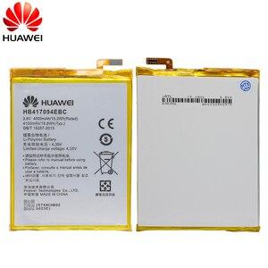 Image 2 - Hua Wei Original teléfono batería HB417094EBC para Huawei Ascend Mate 7 MT7 TL00 TL10 UL00 CL00 4000/4100 mAh batería de herramientas libres