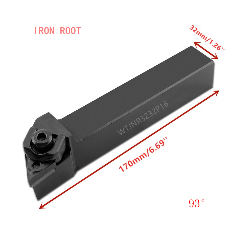 Image 4 - WTJNR/WTJNL 16mm 20mm 25mm 32mm External turning tool holder CNC lathe cutter-in Tool Holder from Tools