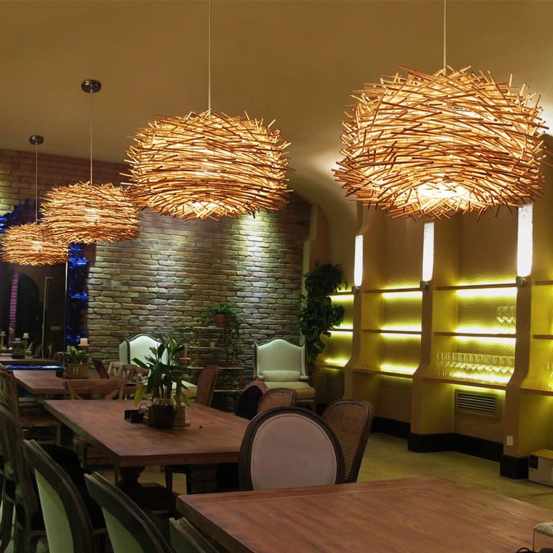 Wicker chandelier chandelier ideas tuda 34x60cm free shipping rattan wicker chandeliers garden cafe aloadofball Images