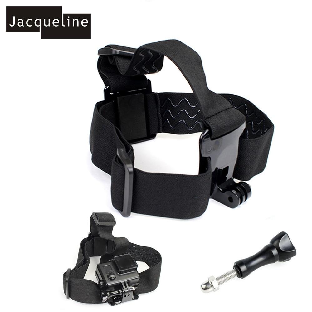 Jacqueline til Tilbehør Outdoor Bundle Kit Set til Gopro Hero HD 6 5 - Kamera og foto - Foto 6