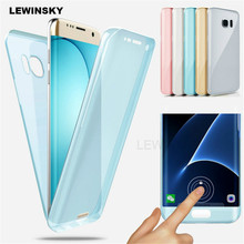 360 Degree Full Cover Phone Cases For Xiaomi Redmi Note 4 4X 5A Prime Clear Silicone Case On MI A1 5X 5 Plus