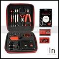Mais novo 100% Original Bobina Mestre DIY V3 Kit All-in-One kit para DIY Eletrônico Cigaretta com Japonês kit de Ferramentas de Algodão orgânico