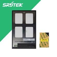 Srjtek para asus fonepad 8 fe380 fe380cxg k016 nuevo panel de la pantalla lcd monitor de reparación de parte de reemplazo envío gratis