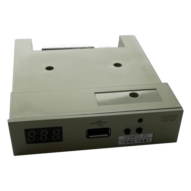 Gotek SFRM72-FU 3.5 Floppy Disk Driver to USB Emulator Simulation 720KB Floppy Emulator