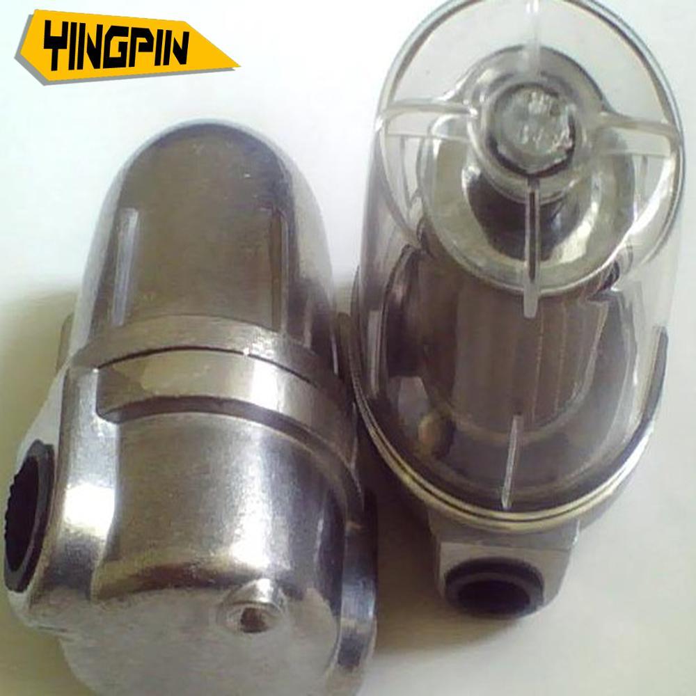 Burner accessories 1 of 2 inch filter Diesel Burner Filter Alcohol Based Fuel Purifier Alcohol Filter