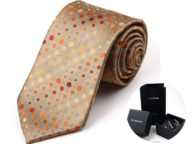 9 cm ties marca vermelho masculino gravatas gravata jacquard laços ENCAIXOTADO Nano óleo à prova d' água para os homens