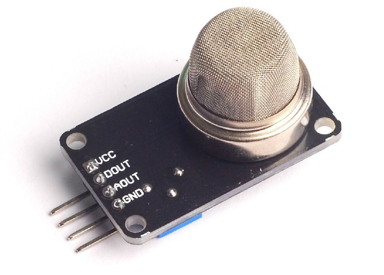 High quality MQ - 2 smoke gas sensor module liquefied natural gas module 10pcs mq6 mq 6 dip6 gas sensor winsen