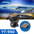 yunteng 950 YT950 Professional Panorama shooting Hydraulic Pressure Fluid Tripod Head For DSLR Camera DV Video Camera Shooting