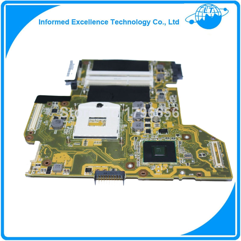 Free shipping for asus U53F laptop motherboard for intel cpu with integrated graphics card 100% tested new laptop motherboard x550cc x550ca onboard i5 cpu for asus non integrated fully tested good price free shipping