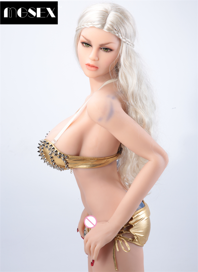 Mini Sex Doll 165cm Full Silicone Oral Sexo Realistic Easy To Store Real Quality New Materia No Smell Good Elasticity