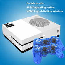 2x4GB 600 Classic Games HD TV Game Consoles Video Game Console Controller TF HDMI TV Out For CPS1/CPS2/NEOGEO/Arcade/GBA/MD Form
