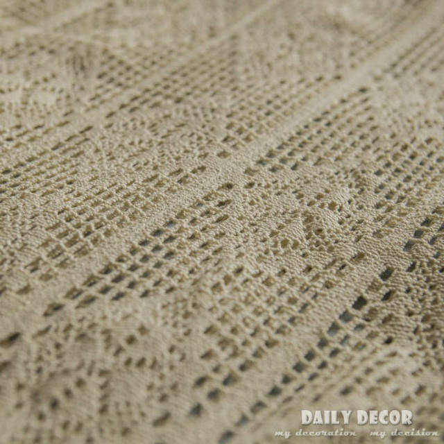 Online Shop 240*260 cm 100% katoen beige handgemaakte vintage ...