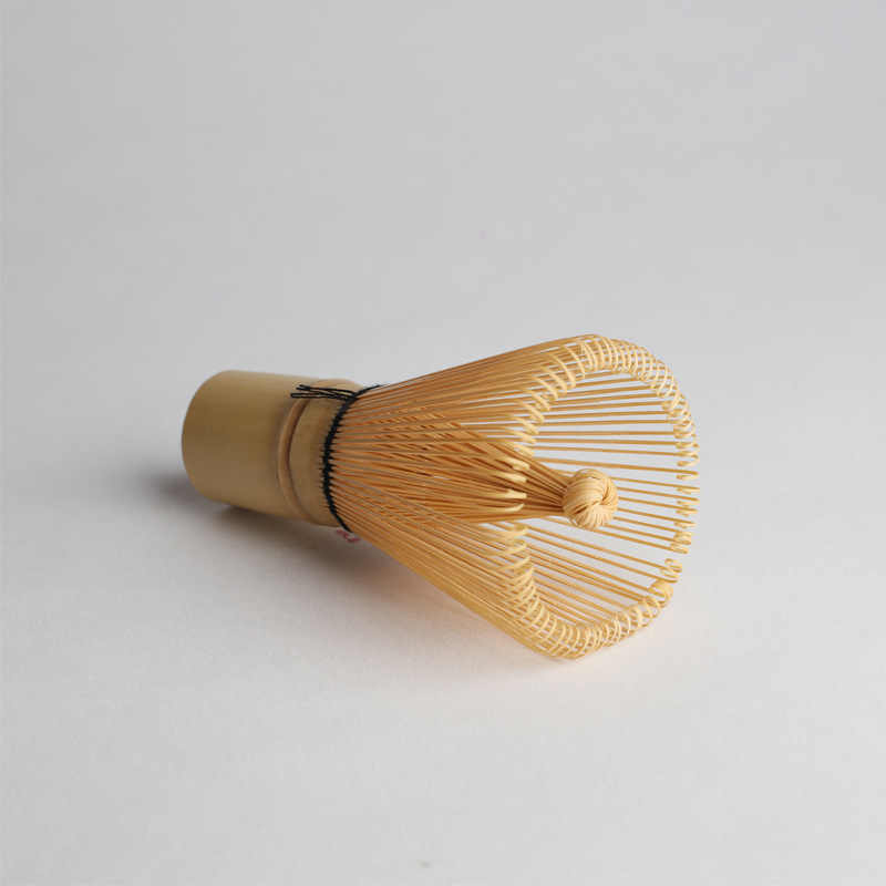 Japońska ceremonia bambusowa 64 zielona herbata w proszku trzepaczka Matcha bambusowa trzepaczka bambusowa Chasen pożyteczny pędzel narzędzia herbata akcesoria