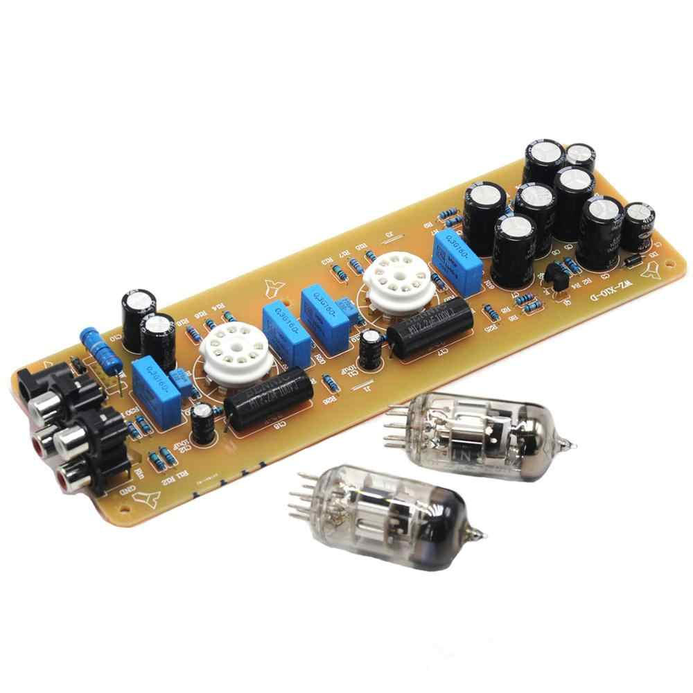 X-10D Musical Fidelity 6N11 Tube Buffer stereo Dual channel Pre-amplifier Board