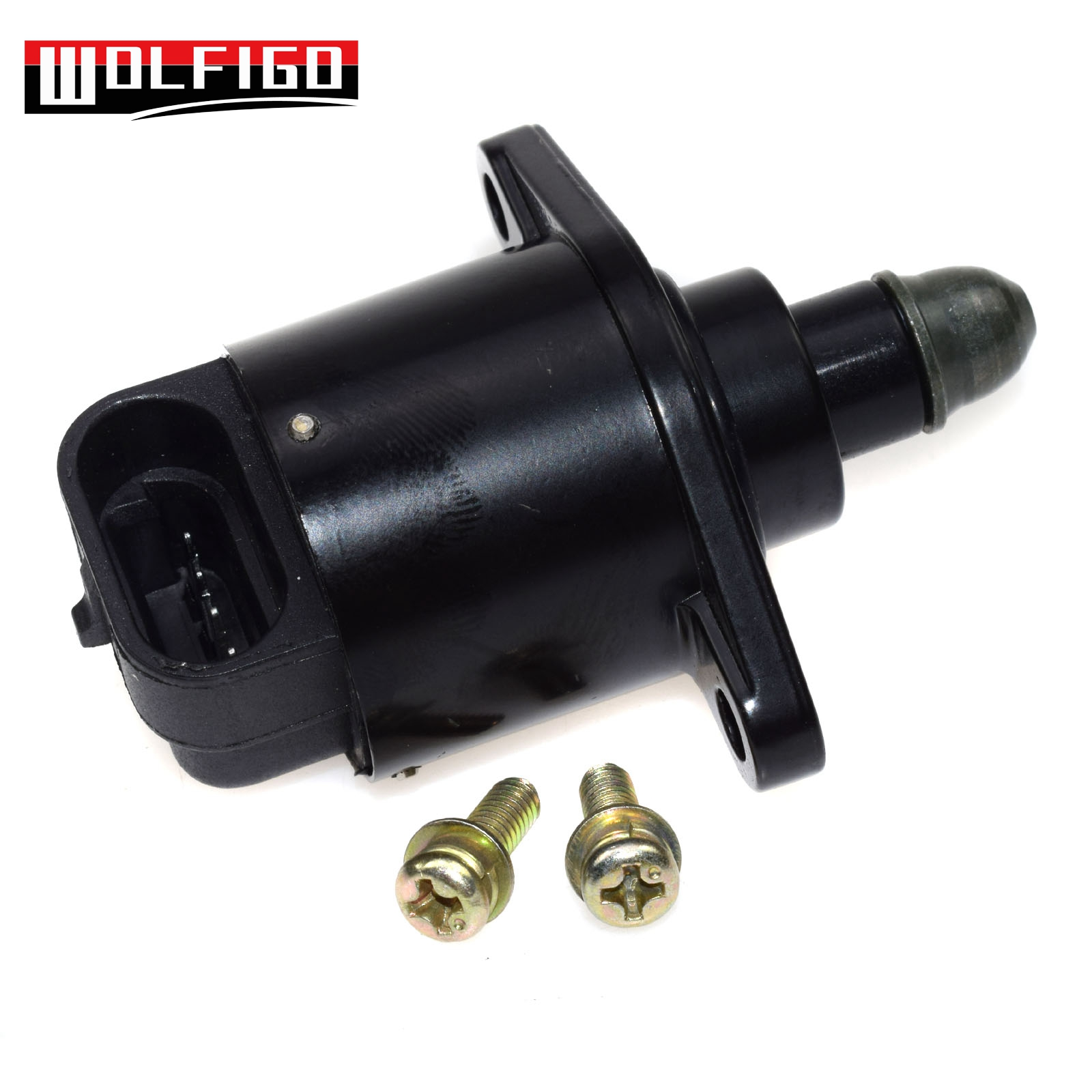 WOLFIGO 4Pins New Idle Air Control Valve For Chery QQ 2002-2008 DONGFENG EQ6380 D5184,S11-1135011